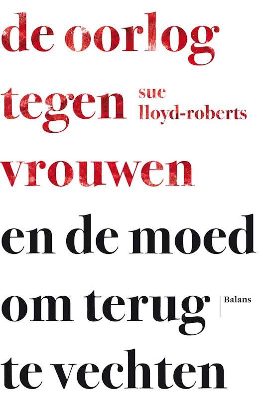 Lloyd Roberts_Oorlog tegen vrouwen