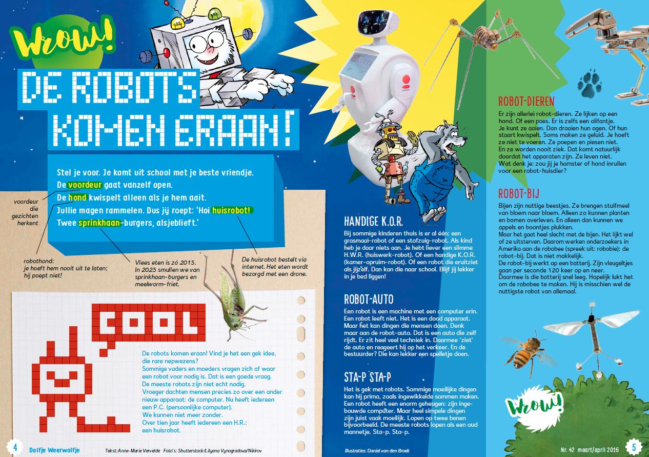DWW - Robots